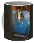 Old Blue Farm Truck Coffee Mug