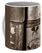 Old Fashioned Iron Boxes. Coffee Mug