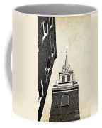 Old North Church In Boston Coffee Mug by Elena Elisseeva