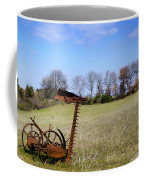 Old Plow Coffee Mug
