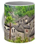 Old Rustic Village Coffee Mug