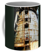 Old Storage Tank Coffee Mug