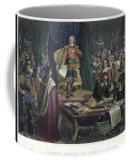 Oliver Cromwell Coffee Mug