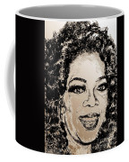 Oprah Winfrey In 2007 Coffee Mug