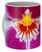 Orchid Closeup Coffee Mug