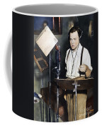Orson Welles (1915-1985) Coffee Mug