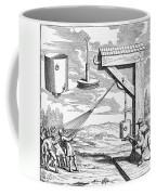 Otto Von Guericke, 1672 Coffee Mug