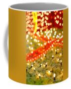Outdoor Christmas Decorations Coffee Mug