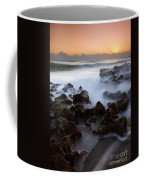 Overwhelmed By The Sea Coffee Mug