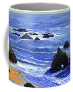 Pacific Solitude Coffee Mug