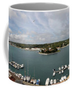 Panoramic Town 1 Coffee Mug