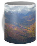 Panoramic View Of The North Klondike Coffee Mug