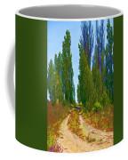 Paradise Road Coffee Mug