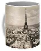 Paris: Eiffel Tower, 1900 Coffee Mug
