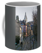 Parisian Street Scene Coffee Mug
