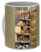 Parmesan Rounds Coffee Mug