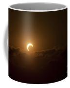 Partial Solar Eclipse Coffee Mug