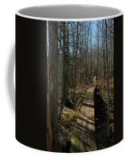 Path Into The Woods Coffee Mug
