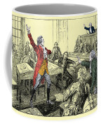 Patrick Henry, Virginia Legislature Coffee Mug