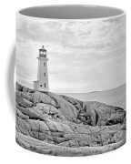 Peggy's Point Lighthouse Coffee Mug