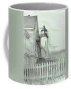 Pemaquid Lighthouse  Coffee Mug by Jack Skinner