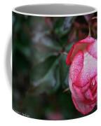 Peppermint Rose Coffee Mug