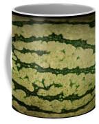 Peripheral Streak Image Of Watermelon Coffee Mug