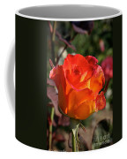 Petal Flames Coffee Mug