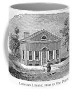 Philadelphia: Library Coffee Mug