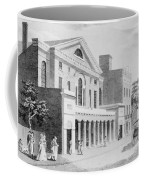 Philadelphia: Theater Coffee Mug by Granger
