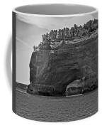 Pictured Rocks Arch Coffee Mug