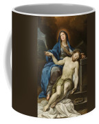Pieta Coffee Mug by Italian School