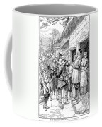 Pilgrims: Thanksgiving, 1621 Coffee Mug