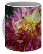 Pink Curls Coffee Mug