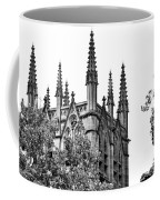 Pinnacles Of St. Mary's Cathedral - Sydney Coffee Mug
