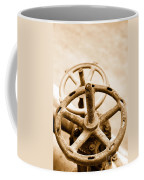 Pipeline Valves Coffee Mug