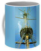 Pirate Ship Coffee Mug
