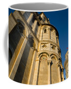 Pisa Tower And Cathedral Coffee Mug