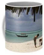 Pongwe Beach Hotel  Coffee Mug