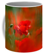 Poppy Flowers 02 Coffee Mug