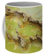Potassium Salt Deposits, Dallol Coffee Mug