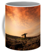 Poulnabrone Dolmen, The Burren, Co Coffee Mug