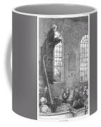 Preacher, 19th Century Coffee Mug