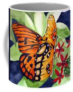 Precocious Butterfly Coffee Mug