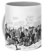 Presidential Campaign, 1824 Coffee Mug by Granger