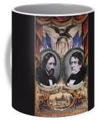 Presidential Campaign, 1856 Coffee Mug