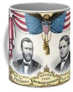Presidential Campaign, 1868 Coffee Mug