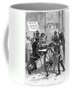 Presidential Campaign, 1876 Coffee Mug by Granger