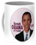 Presidential Campaign, 2008 Coffee Mug