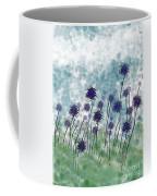 Purple Puffs Coffee Mug